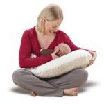 وسادة الرضاعة من الدكتور براون