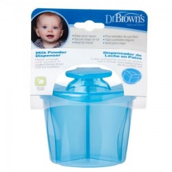 Dr. Brown's Formula Dispenser Blue