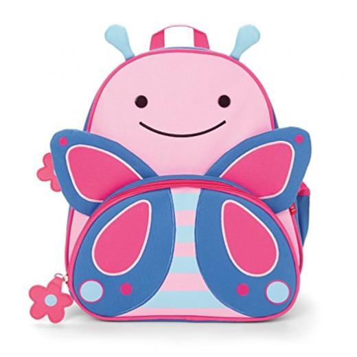 حقيبة الظهر زوو على شكل الفراشة من سكيب هوب