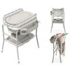 Chicco Cuddle & Bubble Comfort - Silver