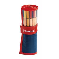 Stabilo Point 88 Pen Sets Rollerset Set Of 25