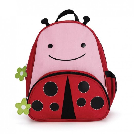 Skip Hop Zoo Little KId BackPack - Ladybug