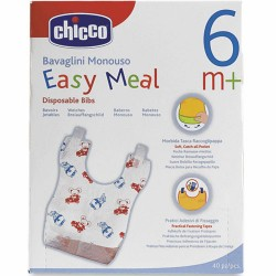 Chicco Disposable Bibs 40 Pieces