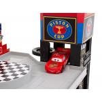 Mattel DWB90 Disney Pixar Cars Piston Cup Racing Garage