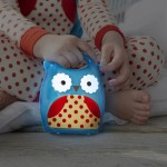 Skip Hop Zoo Take-Along Nightlight, Owl