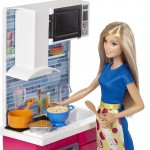 Barbie Kitchen and Doll-  Assortment - Random Selection - 1 Pack