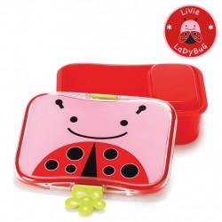 Skip Hop Zoo Lunch Kit - LadyBug