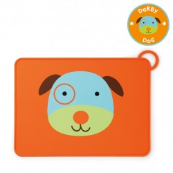 Skip Hop Baby Zoo Little Kid Placemats - Dog