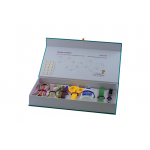 Waragami Kit (Origami & Quilling- Intermediate level- Clothes theme)