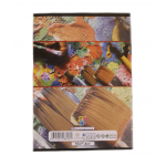 ABC Sleeved notebook Arabic 80 pages ,Painting art form