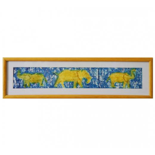 Elephant Africa Art Work