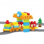 Dolu Train Set 58 PCS