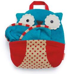 Skip Hop Travel Blanket, Otis Owl