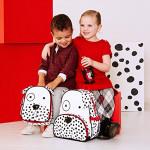 حقيبة الغذاء للاطفال متعددة الالوان من سكيب هوب , كلب الدلماسي