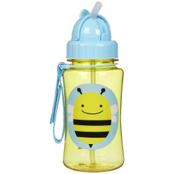 Skip Hop Zoo Straw Bottle - Bee