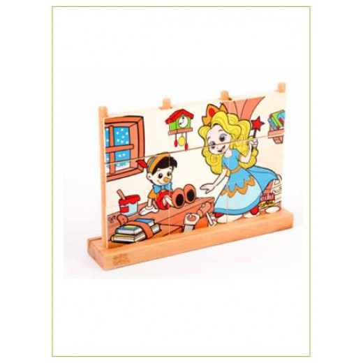 Edu Fun  Fairy Tales Pinocchio