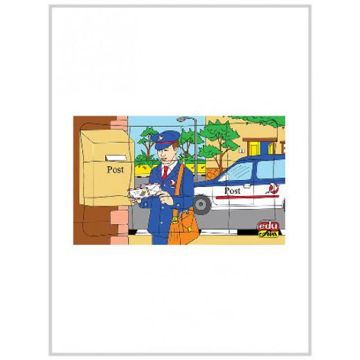 Edu Fun I Want to Be (Postman)