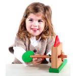 Edu Fun Little House, Big Key
