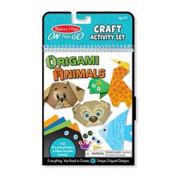 Melissa & Doug On-the-Go Crafts - Origami Animals