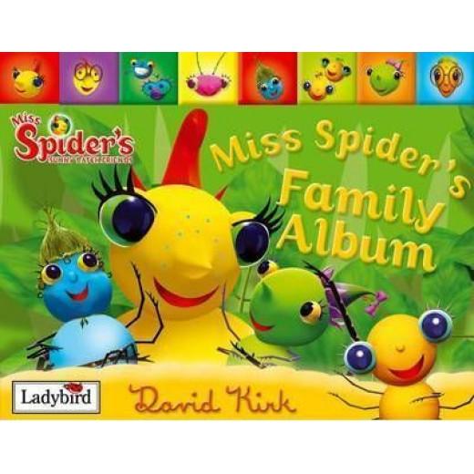 Ladybird Books - Miss Spider's Family Album