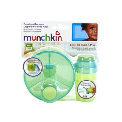 Munchkin Formula Dispenser Combo Pack (Blue/Green)