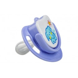 Pigeon Silicone Pacifier Step 2 - (Elephant)