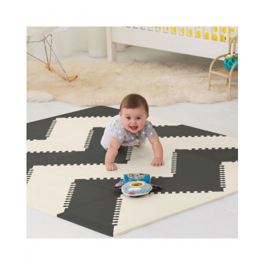 Skip Hop Playspot Geo Kid Foam Tiles
