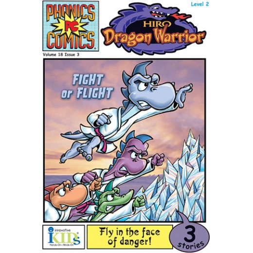 Hiro Dragon Warrior Fight or Flight Level 2