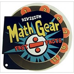 Math Gear Fast Facts Division