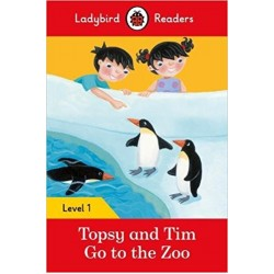 Ladybird - Topsy and Tim: Go to the Zoo Level 1