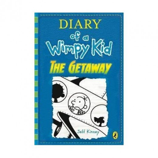 Diary of a Wimpy Kid: The Getaway - English