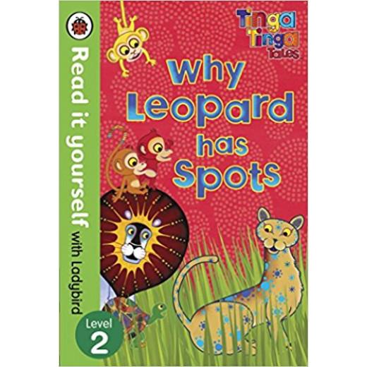 Ladybird - Tinga Tinga Tales: Why Leopard Has Spots
