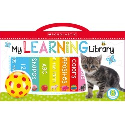Scholastic Early Learners My Learning Library