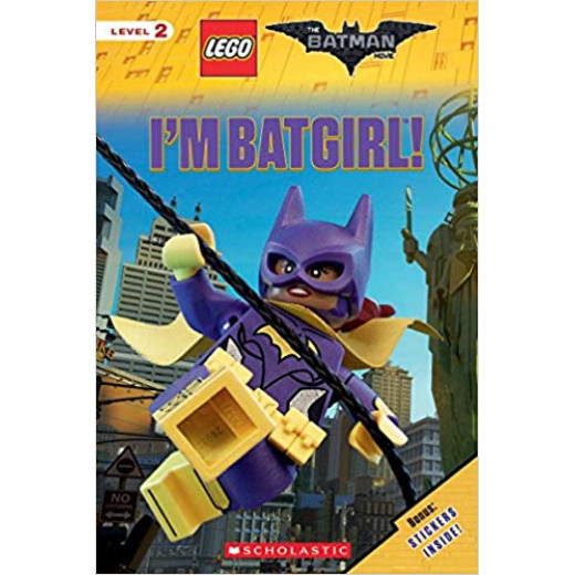 I m Batgirl