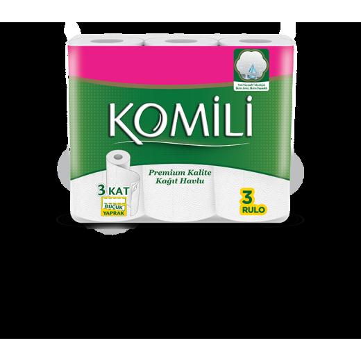 KOMiLi  Konfor Kitchen Towel 3*3