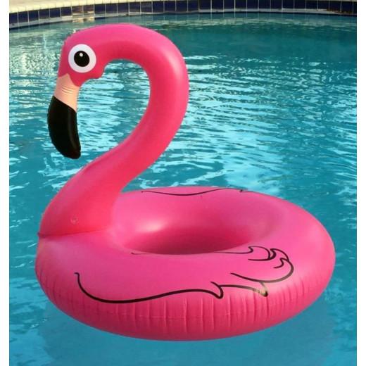 BigMouth Giant Pink Flamingo Pool Float