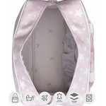Cambrass Maternity Bag, Etoile - Pink