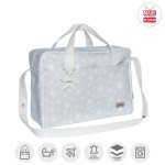 Cambrass Maternity Bag, Etoile - Blue