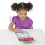 كتاب تلوين مع القلم المخصص له من ميليسا اند دو بتصميم المغامرات