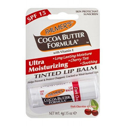 Palmer's Cocoa Butter Formula Tinted Lip Balm - Dark Chocolate & Cherry