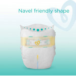 Pampers Premium Care Diapers, Size 2, Mini, 3-8 kg, Mid Pack, 46 Count