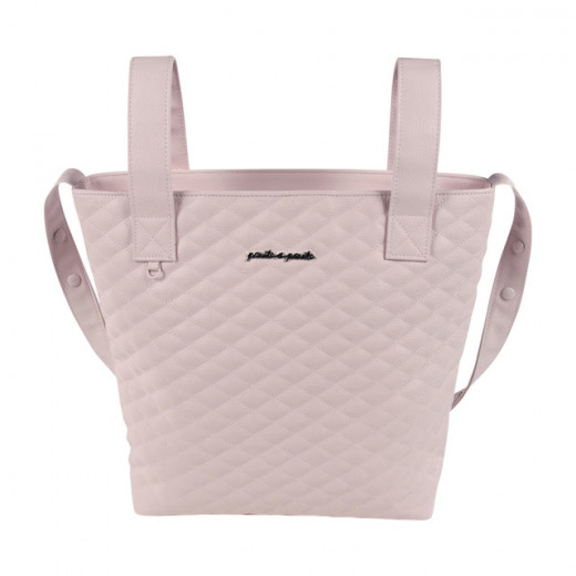 Small Changing Bag Padded Pink Ines