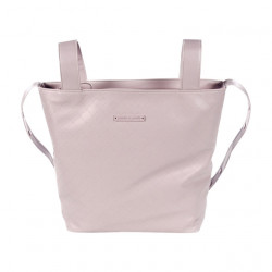 Small Changing Bag Pink Normandie
