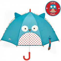 Skip Hop Zoobrella Little Kid Owl Umbrella
