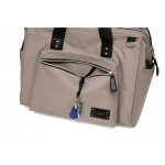 Colorland Diaper Bag Tote - Khaki