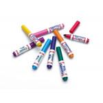 14 أقلام تلوين صغيرة قابلة للغسل من كرايولا ، عبوة من 14 أقلام تلوين - مثالية للأصابع الصغيرة