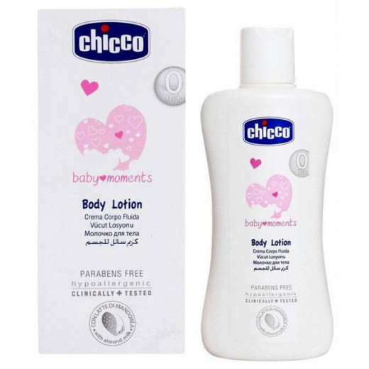 Chicco Body lotion 200 ml