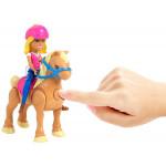 Barbie Go Pony Race Track Playset