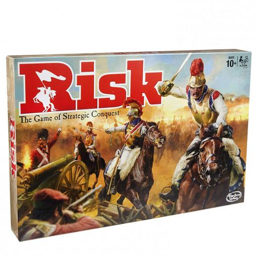 لعبة جيمنج ريسك من هاسبرو