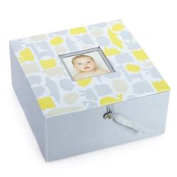 صندوق الذكريات من هيد بير، رمادي